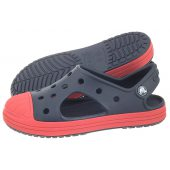 Sandałki Crocs Bump It Sandal Navy/Flame 202610-4BA