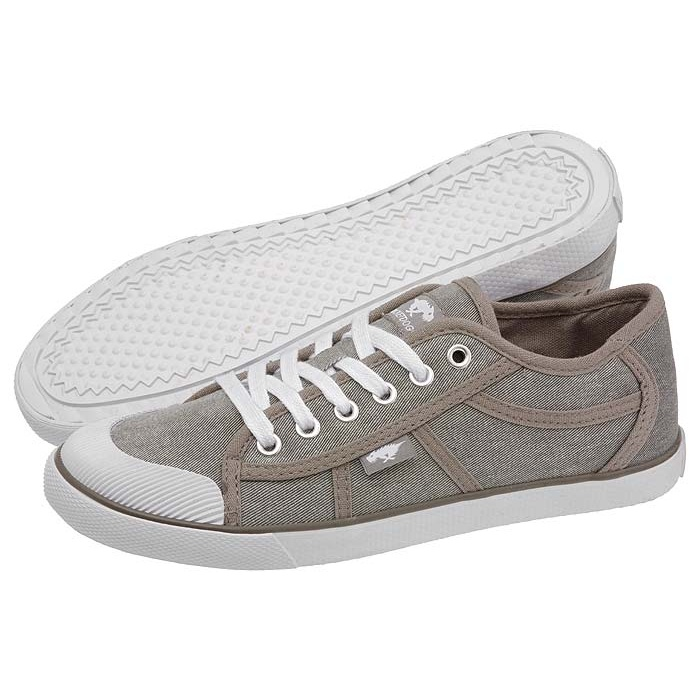 Buty Rocket Dog Amaya Sidewalk Chalk Cotton Grey - butsklep