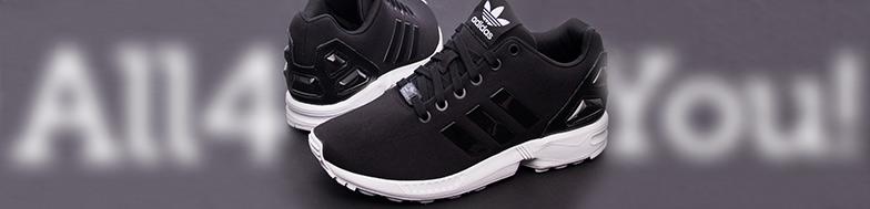 Buty adidas ZX Flux J BB2409 w ButSklep.pl