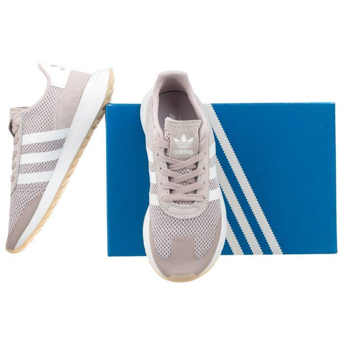 Buty Damskie adidas Flashback W BB5324 Beżowe