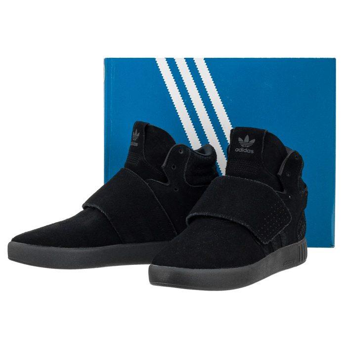 Buty adidas Tubular Invader Strap J BB2895 w ButSklep.pl