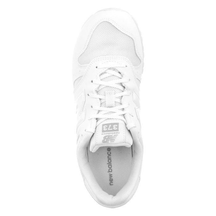 buty new balance kj373awy białe