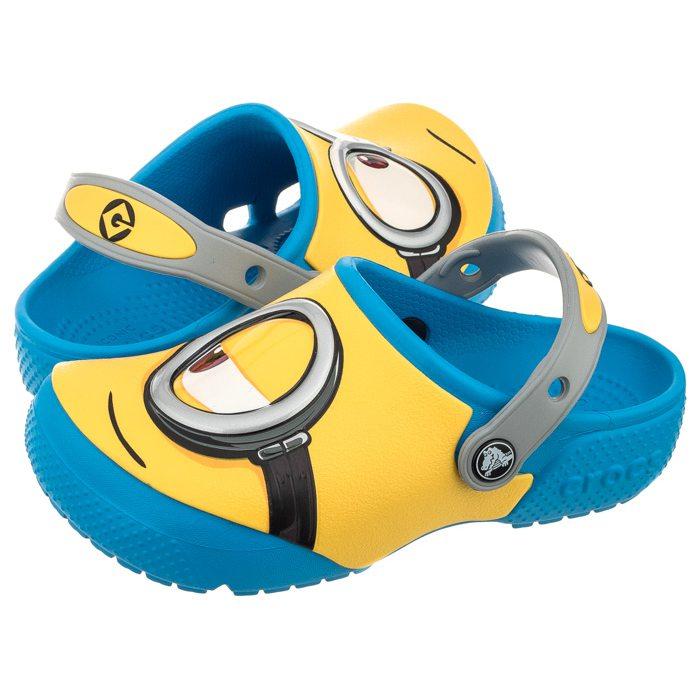 pierwsza stawka kup popularne najlepsza cena Klapki Crocs Funlab Clog Minions Ocean 204113-456 w ButSklep.pl