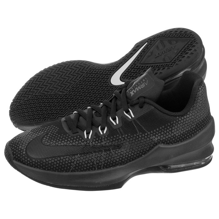 Buty Sportowe Nike Air Max Infuriate (GS) 869991 001 w