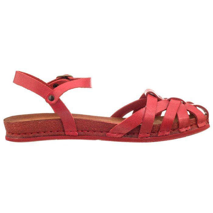 Sandały MACIEJKA 03074 0800 0 Czerwony