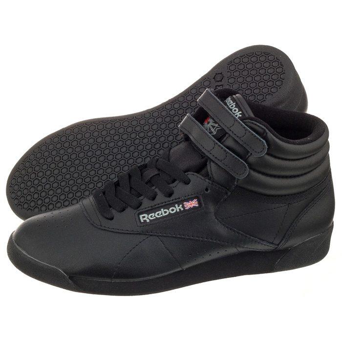 Buty sportowe za kostkę damskie Reebok FS HI czarne 2240
