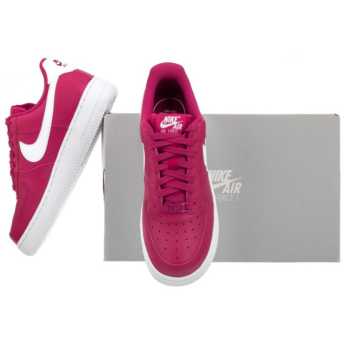 Buty Nike WMNS Air Force 1 07 SE 896184 600 (NI744 a)