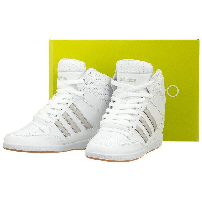 Sneakersy adidas Super Wedge W AW3968 w ButSklep.pl