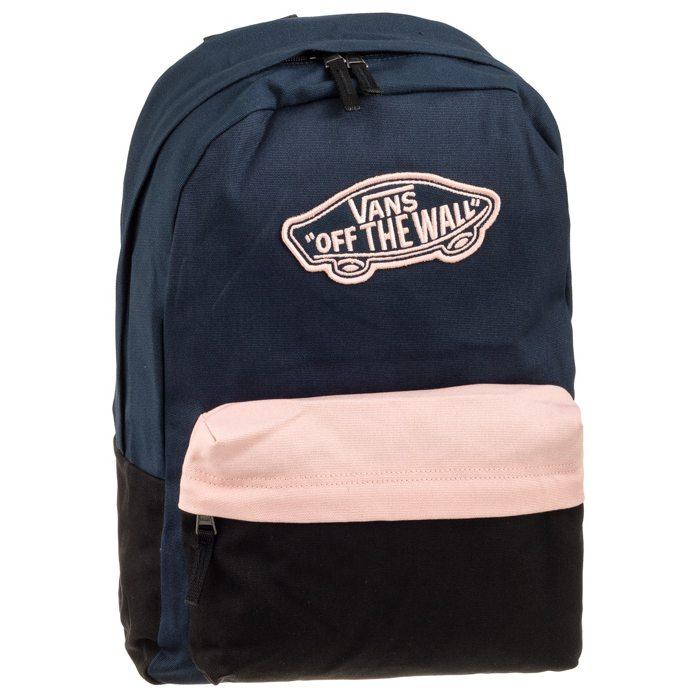 d62a4c51fd089 Plecak Vans Realm Backpack Dress Blues/Pink V00NZ0O4M w ButSklep.pl