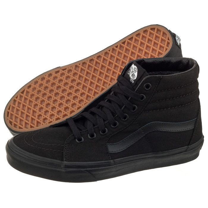 134f8d3c2656 Buty Vans SK8-HI Black Black VN000TS9BJ4 w ButSklep.pl