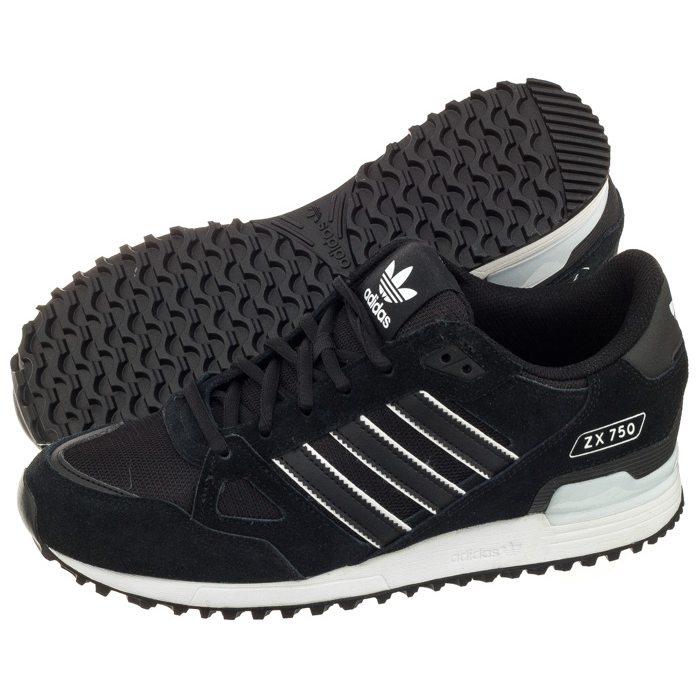 adidas zx 750 damskie czarne