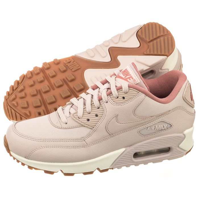 sports shoes b8b52 7c009 Buty Nike WMNS Air Max 90 LEA 921304-600 w ButSklep.pl