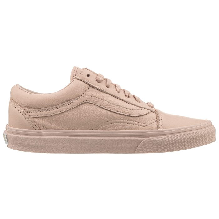 Buty Vans Old Skool (Leather) MonoSepia Rose VA38G1ONU w