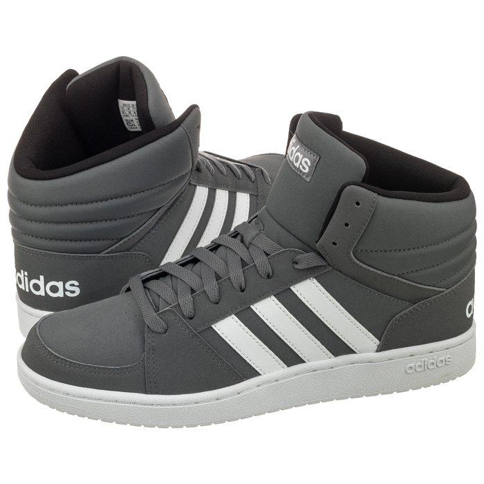 Buty adidas VS Hoops Mid B74285 w ButSklep.pl