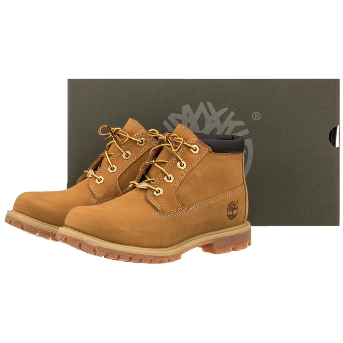 Buty Timberland AF Nellie Chukka Double Wheat 23399 (TI56 a
