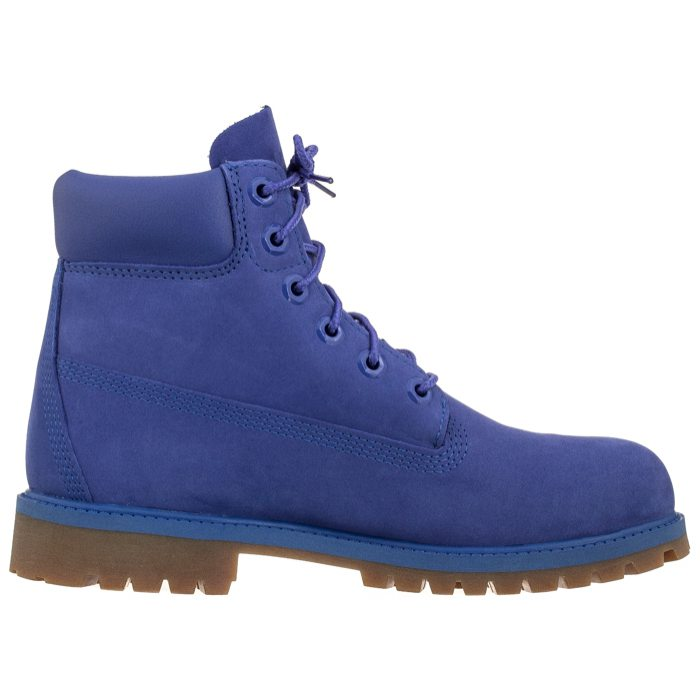 Trapery Timberland 6 In Premium WP Boot Royal Blue A1MM5 w
