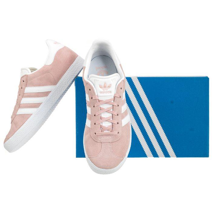 Buty adidas Gazelle J BY9544 w ButSklep.pl