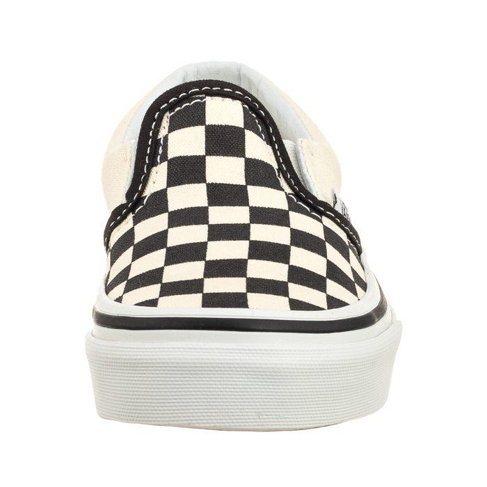 Tenisówki Classic Slip on (Checkerboard) V00ZBUEO1 (VA210 a), kolor biały (Vans)
