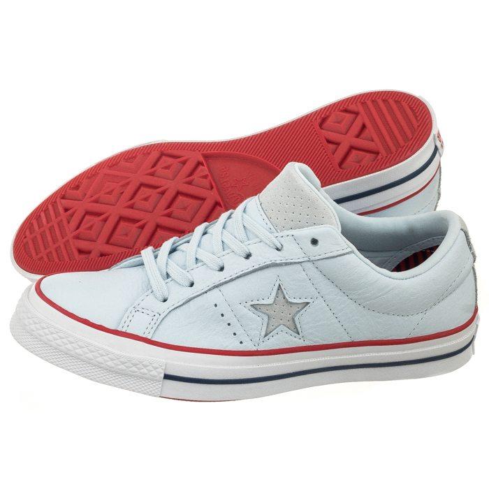 dobra jakość kupować nowe na stopach o Buty Converse One Star OX BlueTint 160626C w ButSklep.pl