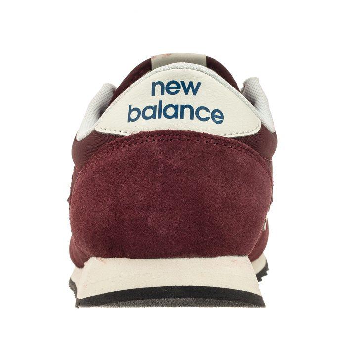 a2cd4ae497c0f start Męskie Sportowe Buty New Balance U420RDW Bordowe Powrót. SALE