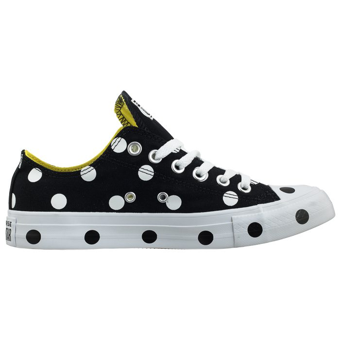 Trampki Converse CT All Star OX BlackWhiteFresh Yellow