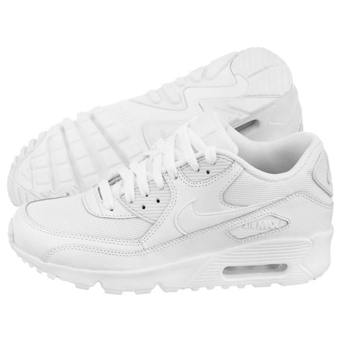 Buty Nike Air Max 90 Mesh Gs 833418 100 | Blog Sportowy