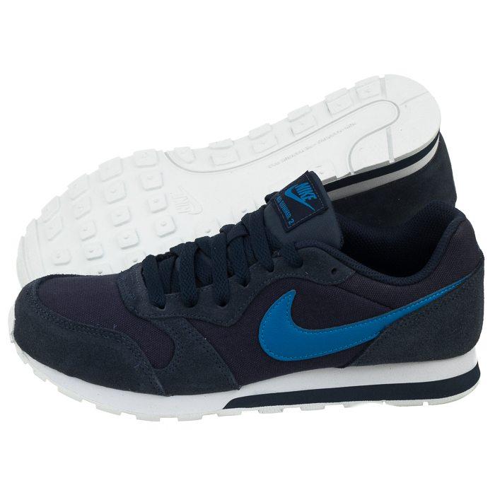 Buty Nike MD Runner 2 (GS) 807316 410 w ButSklep.pl