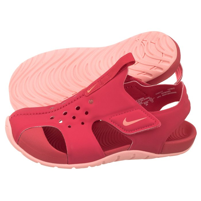 Sandałki Nike Sunray Protect 2 (PS) 943828 600 w ButSklep.pl