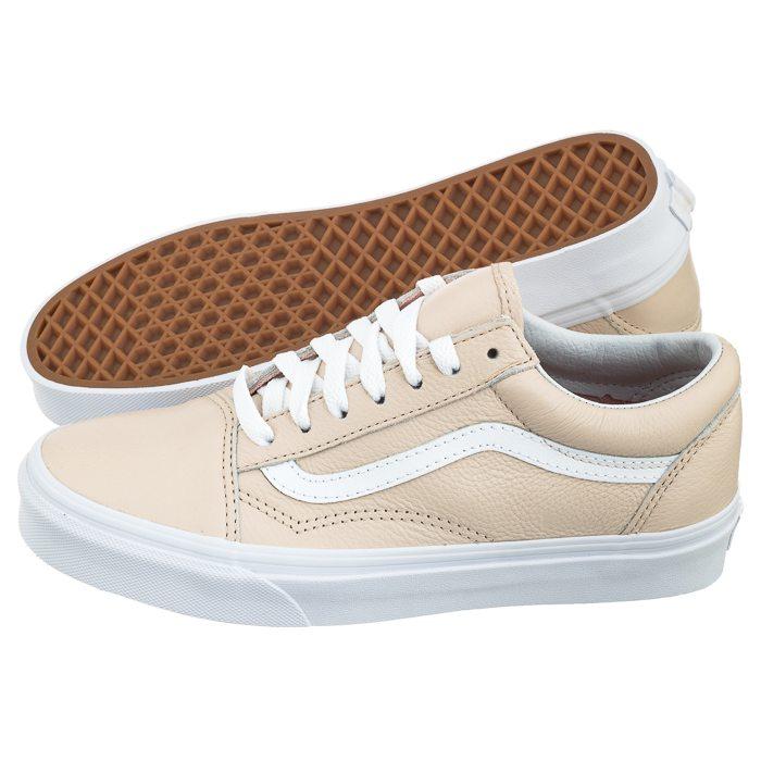 Buty Vans Old Skool (Leather) Sand Dollar VA38G1UA8 w