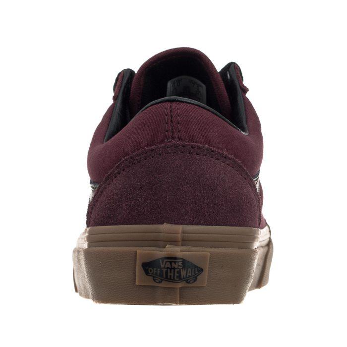 Vans Old Skool (Gum Outsole) Catawba Gra VA38G1U5A (VA222 a) shoes