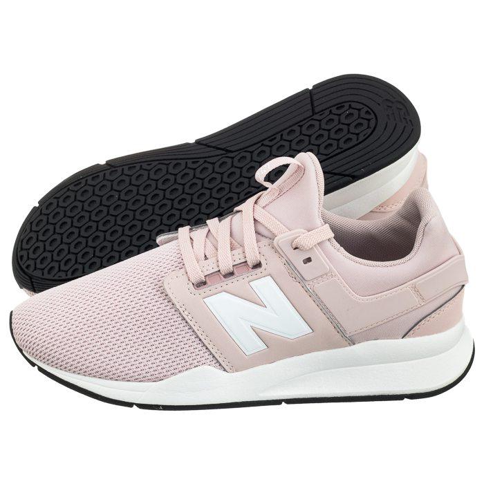 kupić największa zniżka nowy wygląd Buty Sportowe New Balance KL247TSG Rózowe w ButSklep.pl