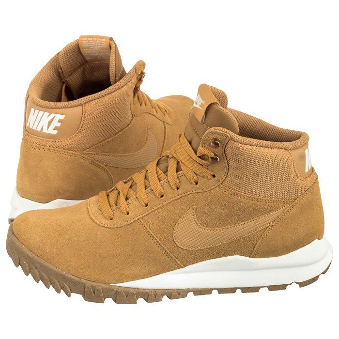 Trapery ZIMOWE buty Nike Hoodland Suede 654888 727 Ceny i