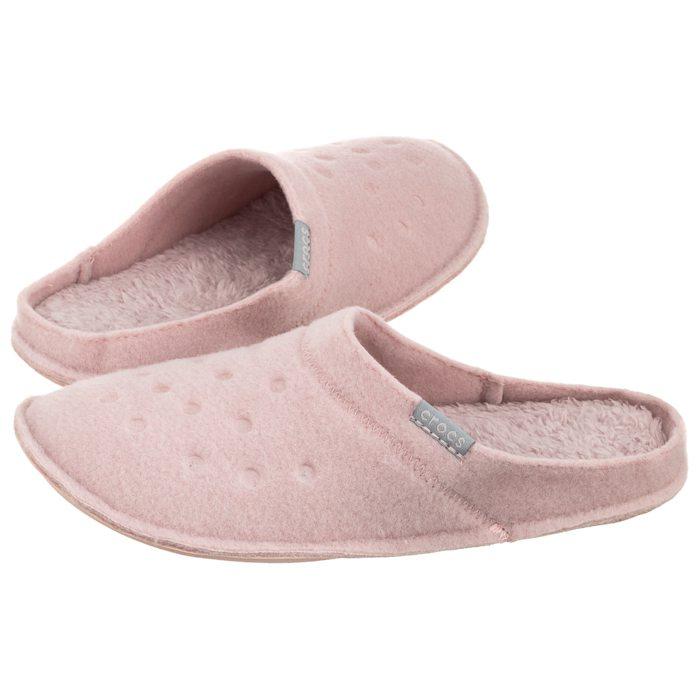 58e68286d95e Kapcie Crocs Classic Slipper Rose Dust 203600-6PE w ButSklep.pl
