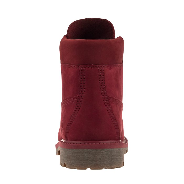 Trapery Timberland 6 In Premium WP Boot Pomegranate A1VCK w