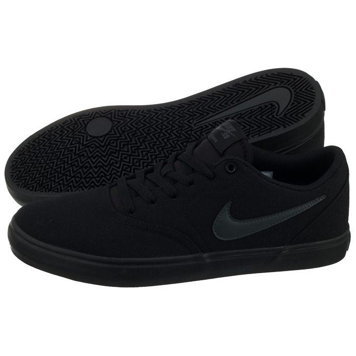 obuwie ograniczona guantity kupuj bestsellery Buty Nike SB Check Solar Cnvs 843896-002 w ButSklep.pl