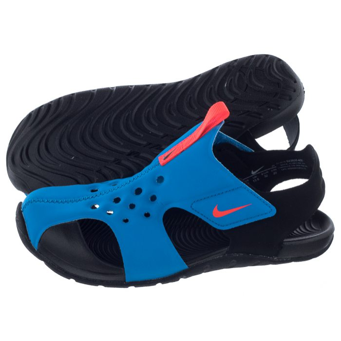 9bc8199e36534d Sandały Nike Sunray Protect 2 (PS) 943826-400 w ButSklep.pl
