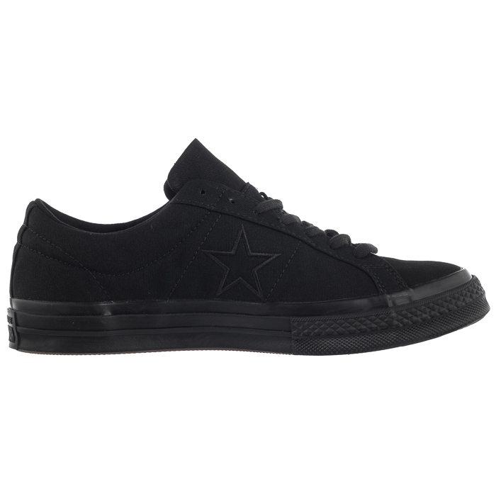 Buty Converse One Star OX BlackBlack 163380C w ButSklep.pl