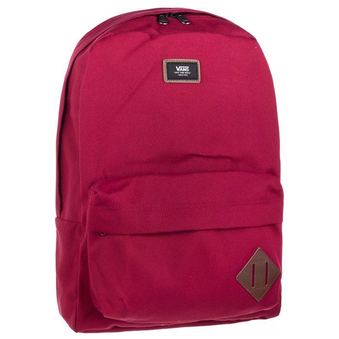5bd9a2b2a Plecak Vans Old Skool II Backpack Rhumba Red V00ONITD21 w ButSklep.pl