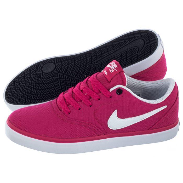 różne style sprzedawca detaliczny wyglądają dobrze wyprzedaż buty Tenisówki Nike WMNS SB Check Solar Cnvs 921463-601 w ButSklep.pl