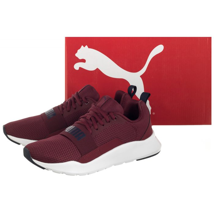Buty Sportowe Puma Wired Jr 366901 06 w ButSklep.pl