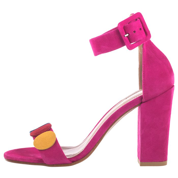 c9b435ace72fe1 start Damskie Sandały Sandały Venezia Różowe 2096 CAM FUXI Powrót. SALE