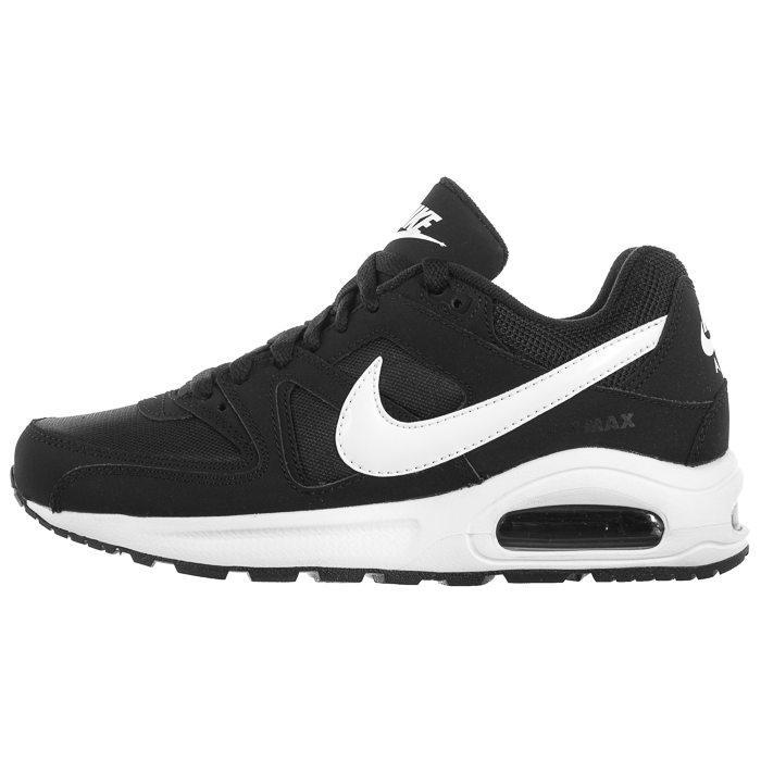 Nike Air Max Command Flex GS 844346 011 | Biały, Czarny