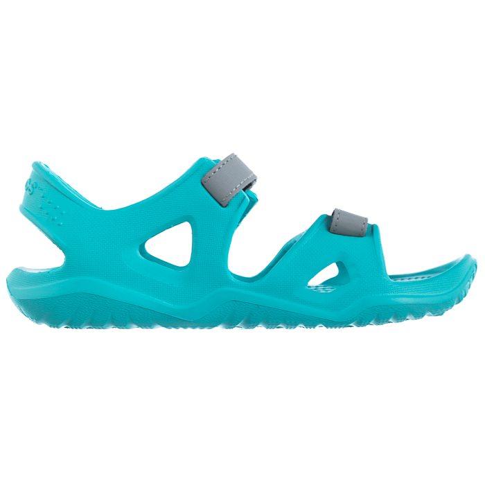 Sandałki Crocs Swiftwater River Sandal K Pool 204988 40M w