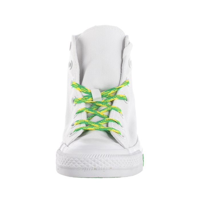 0ec7f56821b7f start Damskie Trampki Trampki Converse CT All Star Hi White/Acid Green  564123C Powrót. NEW
