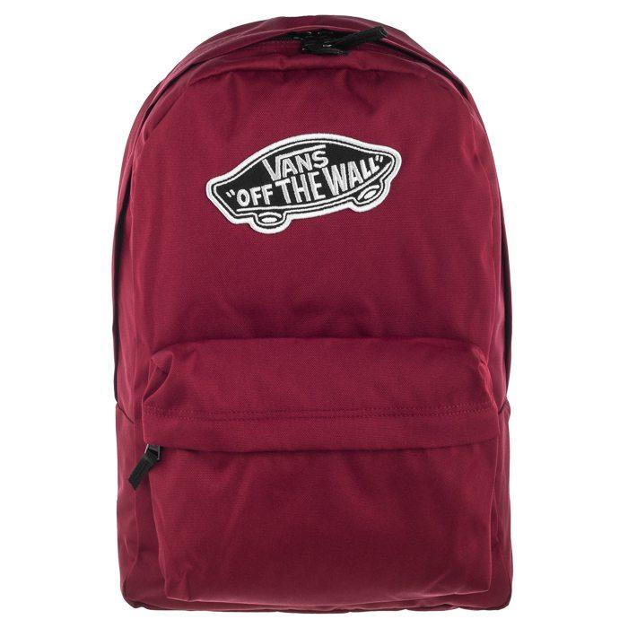 Plecak Vans Realm Backpack Biking Red VN0A3UI61OA1 w ButSklep.pl