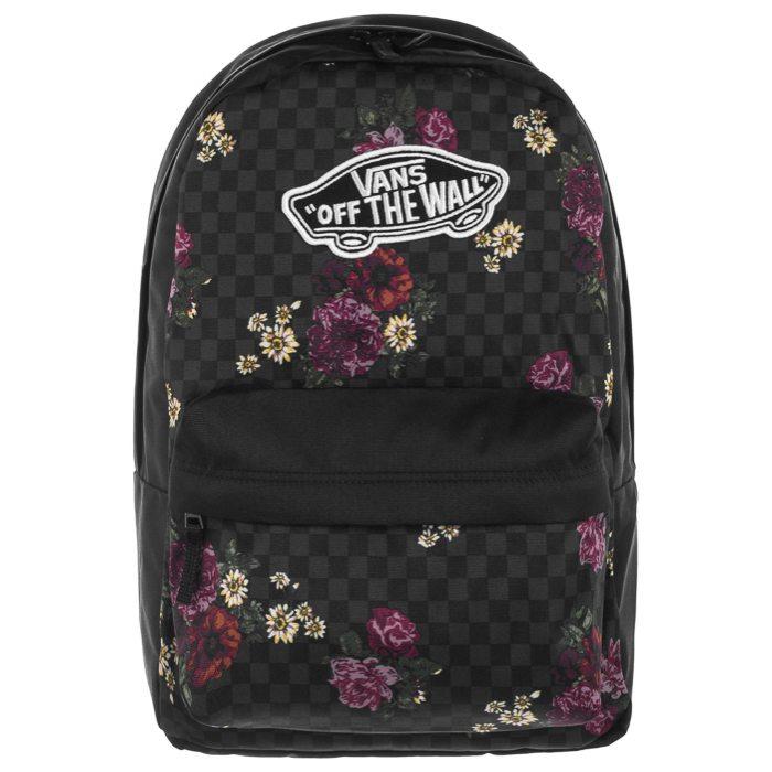 Plecak Vans Realm Backpack Botanical Check VN0A3UI6UWX1 w