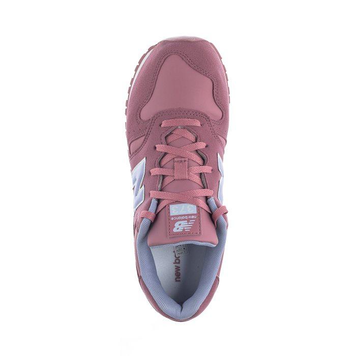 Buty New Balance YC373CF Różowe w ButSklep.pl