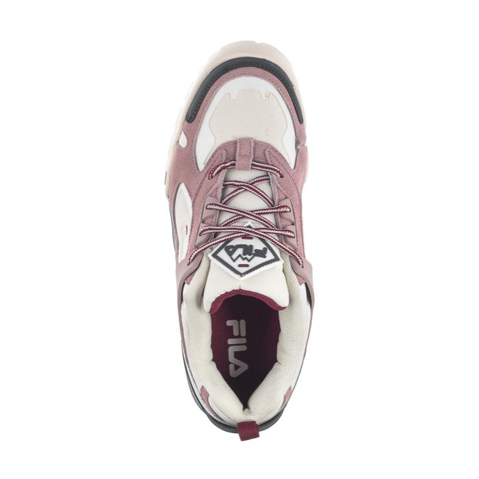 Sneakersy Fila Trailstep Wmn Rose Smoke 1010745.71P w