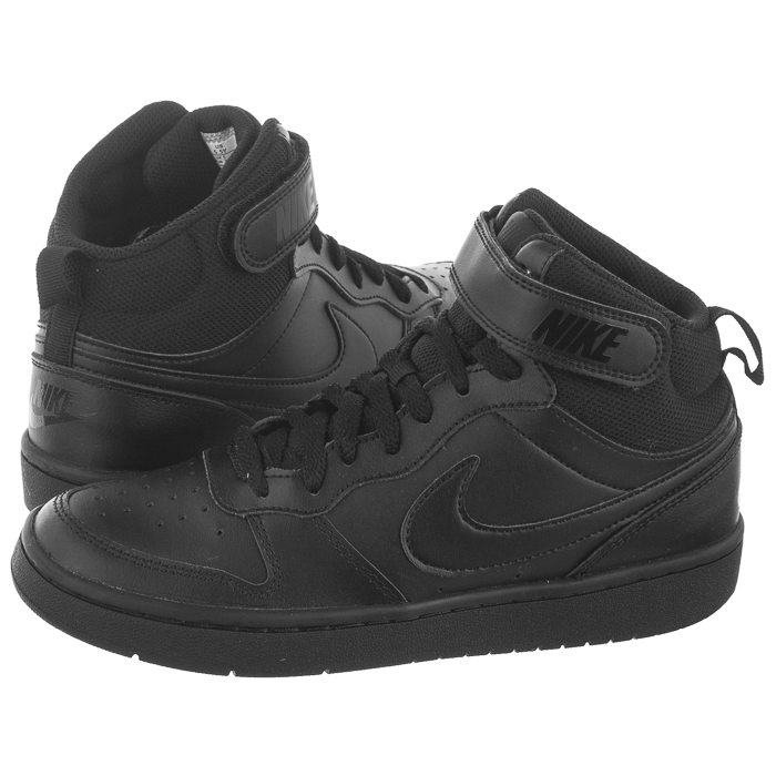 Buty Nike Borough Mid 2 (GS) CD7782 001 w ButSklep.pl