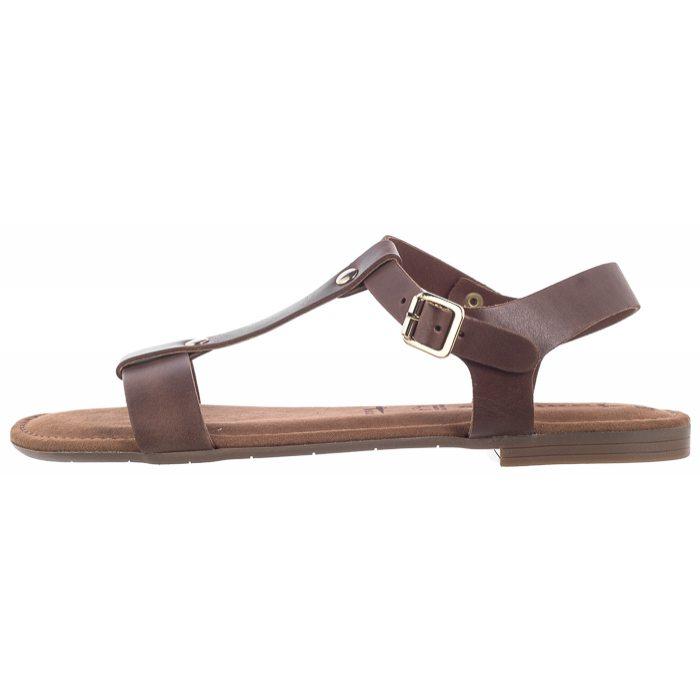 Sandały TAMARIS 1 28149 24 Cognac 305